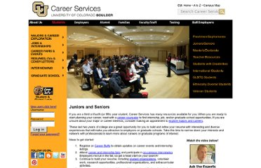 http://careerservices.colorado.edu/students/juniorSenior.aspx