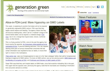 http://generationgreen.org/2010/09/alice-in-fda-land-more-hypocrisy-on-gmo-labels/