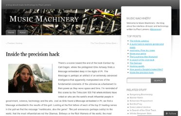 http://musicmachinery.com/2009/04/15/inside-the-precision-hack/