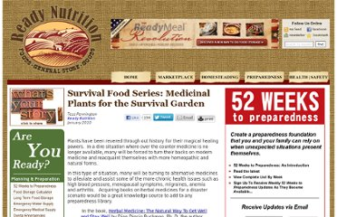 http://readynutrition.com/resources/survival-food-series-medicinal-plants-for-the-survival-garden_04012010/