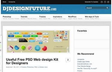 http://djdesignfuture.com/useful-free-psd-web-design-kit-for-designers/