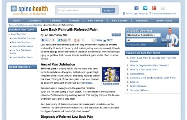 http://www.spine-health.com/conditions/lower-back-pain/low-back-pain-referred-pain