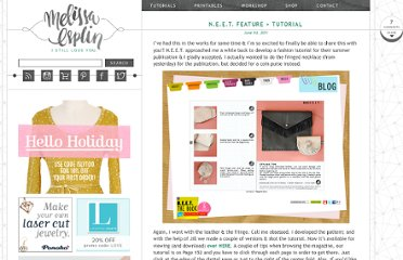 http://melissaesplin.com/2011/06/n-e-e-t-feature-tutorial/
