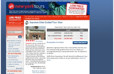 http://www.allnewyorktours.com/body.asp?tour=NYC-TV006&page=TourDetails