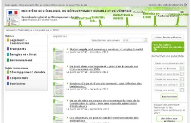 http://www.statistiques.developpement-durable.gouv.fr/publications/collection/point.html?cat_annee=118&search=Ok