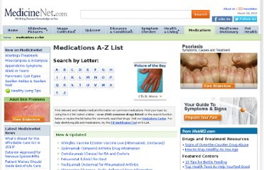 http://www.medicinenet.com/medications/article.htm