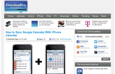 http://www.idownloadblog.com/2009/06/30/how-to-sync-google-calendar-with-iphone-calendar/