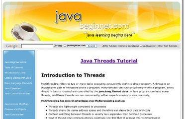 http://www.javabeginner.com/learn-java/java-threads-tutorial