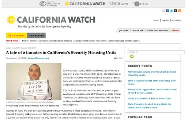 http://californiawatch.org/dailyreport/tale-2-inmates-californias-security-housing-units-12609