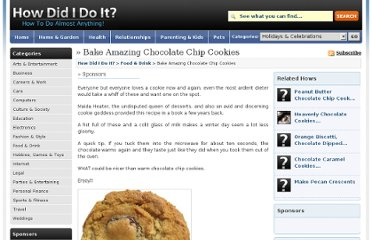 http://www.howdididoit.com/holidays-and-entertaining/bake-amazing-chocolate-chip-cookies/