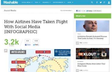 http://mashable.com/2011/09/16/airlines-social-media-infographic/