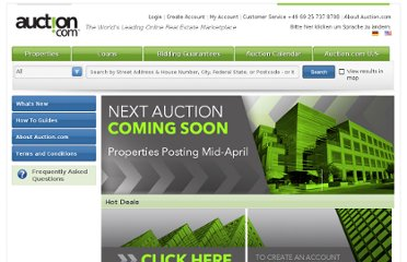 http://www.auction.com/savedListings.php