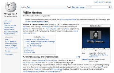 http://en.wikipedia.org/wiki/Willie_Horton