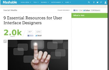 http://mashable.com/2011/09/16/ui-design-resources/