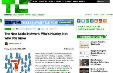 http://techcrunch.com/2011/09/16/the-new-social-network-whos-nearby-not-who-you-know/