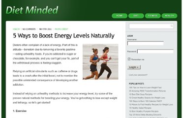 http://www.dietminded.com/5-ways-to-boost-energy-levels-naturally/
