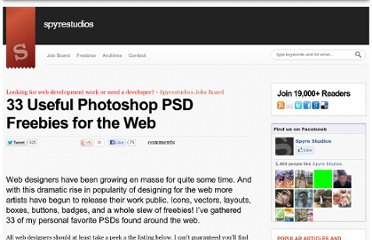 http://spyrestudios.com/33-useful-photoshop-psd-freebies-for-the-web/