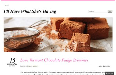 http://whatsheshaving.com/2011/09/15/love-vermont-chocolate-fudge-brownies/