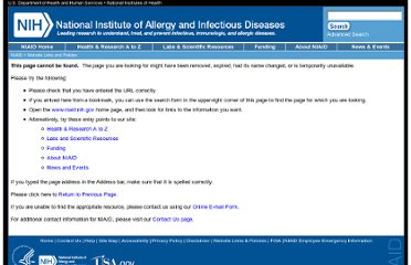http://www.niaid.nih.gov/links_policies/_layouts/niaid.internet.redirects/pagenotfound.aspx?previousURL=http://www.niaid.nih.gov/default.htm#top