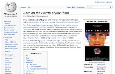 http://en.wikipedia.org/wiki/Born_on_the_Fourth_of_July_(film)