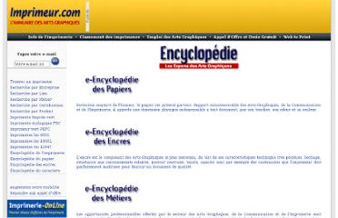 http://www.imprimeur.com/src/applications/encyclopedie/encyclopedie.php