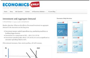 http://www.economicshelp.org/blog/643/unemployment/investment-and-aggregate-demand/
