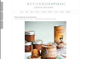 http://www.beyondtheplate.net/christmas/the-season-for-giving/