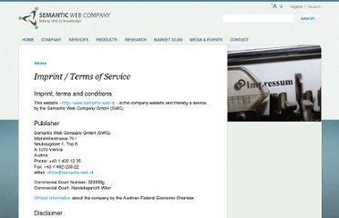 http://www.semantic-web.at/imprint-terms-service