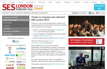 http://sesconference.com/london/