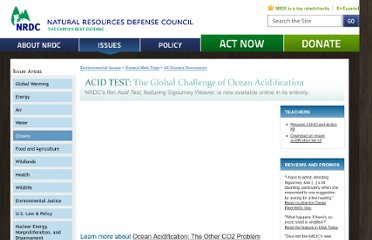 http://www.nrdc.org/oceans/acidification/aboutthefilm.asp
