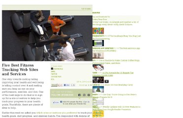http://lifehacker.com/5841439/five-best-fitness-tracking-web-sites-and-services