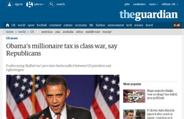 http://www.guardian.co.uk/world/2011/sep/18/obama-millionaire-tax-war