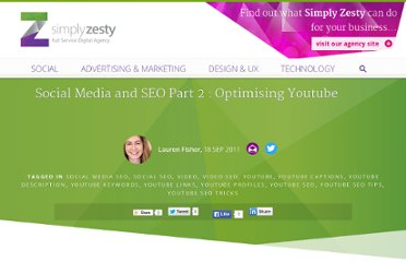 http://www.simplyzesty.com/social-media/social-media-and-seo-part-2-optimising-youtube/