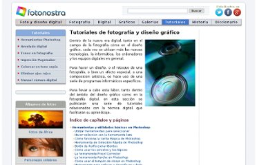http://www.fotonostra.com/tutoriales/index.htm