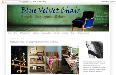 http://bluevelvetchair.blogspot.com/2011/05/how-to-use-wooden-pallets-and-save.html