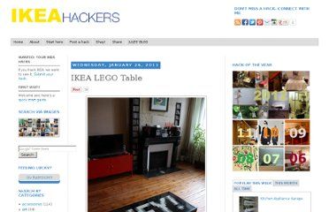 http://www.ikeahackers.net/2011/01/ikea-lego-table.html
