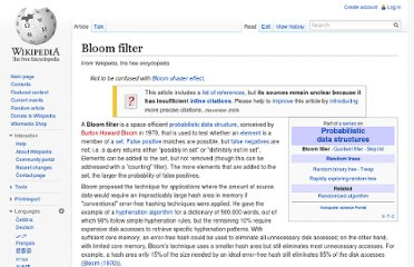 http://en.wikipedia.org/wiki/Bloom_filter