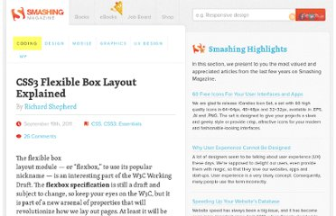 http://coding.smashingmagazine.com/2011/09/19/css3-flexible-box-layout-explained/