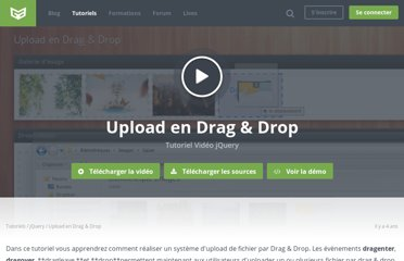 http://www.grafikart.fr/tutoriels/jquery/upload-drop-172
