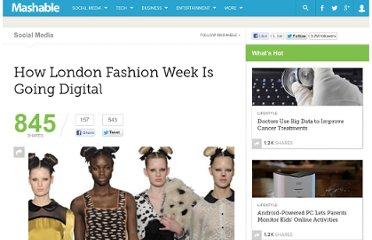 http://mashable.com/2011/09/19/london-fashion-week-digital/
