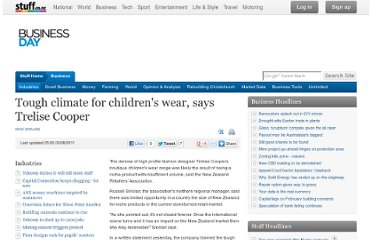 http://www.stuff.co.nz/business/industries/5379333/Tough-climate-for-childrens-wear-says-Trelise-Cooper