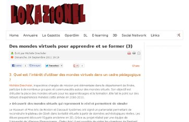 http://www.lokazionel.fr/joomla15/index.php?option=com_content&view=article&id=103%3Ades-mondes-virtuels-pour-apprendre-et-se-former-3&catid=49%3Aa-lecole&Itemid=114