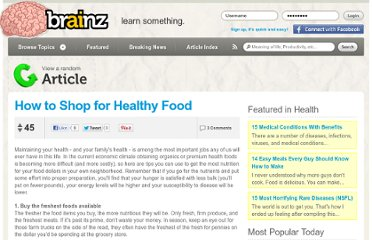 http://brainz.org/how-shop-healthy-food/
