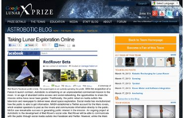 http://www.googlelunarxprize.org/teams/astrobotic/blog/taking-lunar-exploration-online