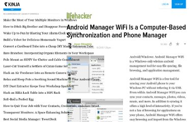 http://lifehacker.com/5669722/android-manager-wifi-is-a-computer+based-synchronization-and-phone-manager