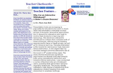 http://teachers.net/gazette/JAN02/mabell.html