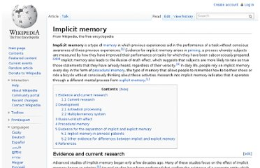 http://en.wikipedia.org/wiki/Implicit_memory#Illusion-of-truth_effect