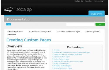 http://www.kickapps.com/documentation/index.php/Creating_Custom_Pages