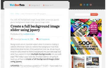 http://www.webdevtuts.net/coding/create-a-full-background-image-slider-using-jquery/