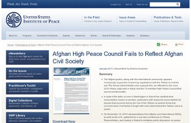 http://www.usip.org/publications/afghan-high-peace-council-fails-reflect-afghan-civil-society